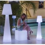 lampe led sans fil rechargeable rvb extérieur pour terrasse lola 110 vendue se deco-lumineuse.fr