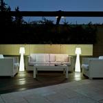 lampe led sans fil rechargeable pour extérieur pour terrasse lola 110 vendue se deco-lumineuse.fr