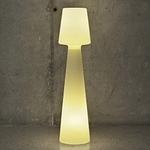 lampe à led sans fil rechargeable rvb extérieur pour terrasse lola 110 vendue se deco-lumineuse.fr