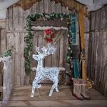 renne lumineux de noël exterieur au galop 85 cm 200 leds vendu sur deco-lumineuse.fr