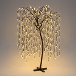 arbre lumineux led saule pleureur 2M 512 LEDS vendu sur deco-lumineuse.fr