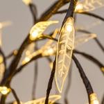 arbre led lumineux pour exterieur saule pleureur feuilles 2M 512 LEDs vendu sur deco-lumineuse.fr