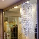 branche lumineuses led saule pleureur 200 cm 736 led blanc froid vendue sur deco-lumineuse.fr