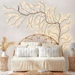 branche lumineuse led noël 3M 288 led blanc chaud vendue sur deco-lumineuse.fr