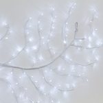 branche led souple blanche de noël 3M 288 leds blanc froid vendue sur deco-lumineuse.fr