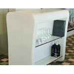 bar lumineux led design intérieur et d exterieur CRETA vendus sur deco-lumineuse.fr