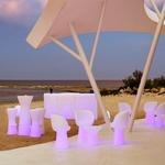 bar lumineux design exterieur ou interieur Ibiza 120 vendu sur deco-lumineuse.fr