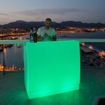 bar lumineux led design pour exterieur et interieur sicilia 120cm vendu sur deco-lumineuse.fr