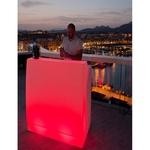 bar lumineux led design pour exterieur ou interieur sicilia 120cm vendu sur deco-lumineuse.fr