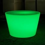 table basse lumineuse led sans fil rvb rebecca vendu sur www.deco-lumineuse.fr
