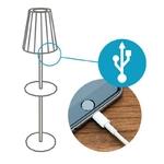 lampadaire sans fil led rechargeable exterieur helga vendu sur deco-lumineuse.fr