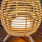 lampe led exterieur sans fil a poser rechargeable bossa 30 vendu sur deco-lumineuse.fr