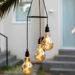 suspension lampe sans fil rechargeable exterieur chiara vendue sur deco-lumineuse.fr