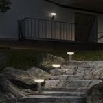 lampe led solaire à poser sans fil design rechargeable paquita 40 vendue sur deco-lumineuse.fr