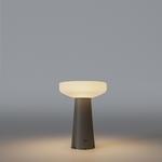 lampe led solaire sans fil design rechargeable exterieur paquita 40 vendue sur deco-lumineuse.fr