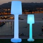 lampe sans fil puissante rvb rechargeable exterieur carmen 110 vendu sur deco-lumineuse.fr