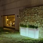 pot lumineux led xxl exterieur junco vendu sur deco-lumineuse.fr