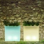 pot led lumineux design sans fil xxl exterieur junco vendu sur deco-lumineuse.fr