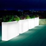 pot led lumineux xxl design sans fil exterieur junco vendu sur deco-lumineuse.fr