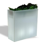 pot led lumineux sans fil xxl exterieur junco vendu sur deco-lumineuse.fr