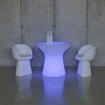 table basse led sans fil rvb exterieur capri75 vendue sur deco-lumineuse.fr