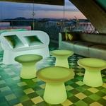 table basse lumineuse led sans fil rvb exterieur capri75 vendue sur deco-lumineuse.fr
