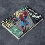 lampe sans fil livre-lumineux-marvel spiderman vendu sur deco-lumineuse.fr