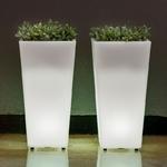 pot lumineux led sans fil solaire exterieur meso 110 vendu sur deco-lumineuse.fr
