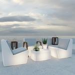 fauteuil lumineux extérieur sans fil solaire tarido vendu sur deco-lumineuse.fr