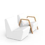 fauteuil lumineux led extérieur sans fil solaire tarido vendu sur deco-lumineuse.fr