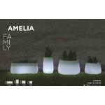pot led design exterieur famille amelia vendu sur deco-lumineuse.fr
