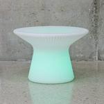 table basse led sans fil exterieur capri 40 vendue sur deco-lumineuse.fr