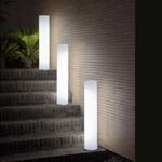 colonne lampadaire sans fil solaire fity 100 vendue sur deco-lumineuse.fr