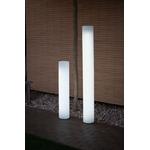 lampadaire colonne led sans fil solaire fity 100 vendue sur deco-lumineuse.fr