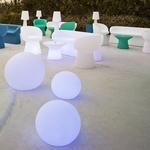 boule lumineuse led solaire sans fil multicolore bubble 80 vendue sur deco-lumineuse.fr