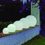 boule multicolore sans fil rvb rechargeable solaire bubbly 50 vendue sur deco-lumineuse.fr