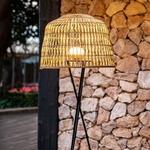 lampadaire led design extérieur sans fil puissante amalfi vendu sur deco-lumineuse.fr