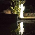 lampadaire led extérieur sans fil rvb solaire pancho 140 vendu sur deco-lumineuse.fr