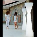 lampadaire sur pied design sans fil puissant konika vendu sur deco-lumineuse.fr