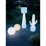 lampadaire led design sans fil solaire rechargeable extérieur grace 170 vendu sur deco-lumineuse.fr
