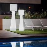 lampadaire design extérieur sans fil rechargeable grace 170 vendu sur deco-lumineuse.fr