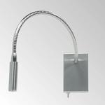 applique moderne led design zoom chrome vendue sur deco-lumineuse.fr