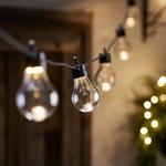 guirlande led guinguette vintage extérieur 50 M 100 ampoules led vendue sur deco-lumineuse.fr