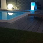 boule lumineuse led design xxl extérieure 80 cm vendue sur deco-lumineuse.fr