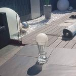 boule lumineuse xxl extérieure 80 cm vendue sur deco-lumineuse.fr