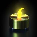 BOUGIE-LED-CHAUFFE-PLAT-DOREE-FLAMME-JAUNE-VENDUE-SUR-www.deco-lumineuse.fr