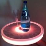 plateau-led-tron-rond2-vendu sur www.deco-lumineuse.fr