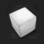 cube led blanc piles vendu sur www.deco-lumineuse.fr
