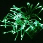 guirlande-lumineuse-led-pile-vert 30 vendue sur www.deco-lumineuse.fr