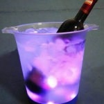 seau champagne lumineux led vendu sur www.deco-lumineuse.fr